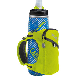 CamelBak Quick Grip Chill Handheld Wasserflasche lime punch/black lime punch/black