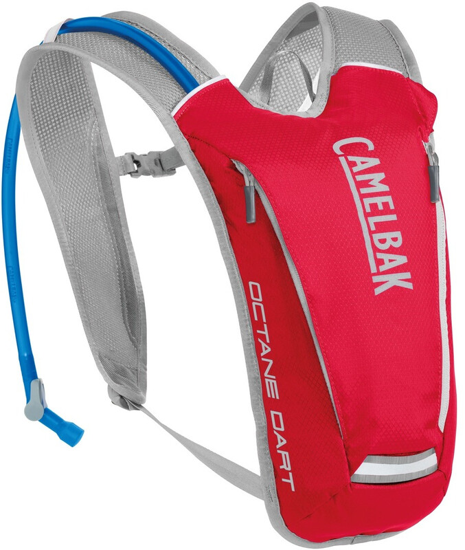 CamelBak Octane Dart Hydration Pack 1,5l crimson red/silver Laufrucksäcke 07399074