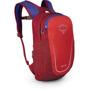 Osprey Daylite Kids Sac à dos 10l Enfant, rouge rouge
