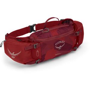 Osprey Savu Hüfttasche 4l molten red molten red