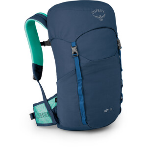 Osprey Jet 18 Backpack Barn wave blue wave blue