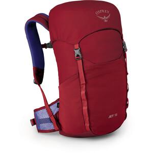 Osprey Jet 18 Backpack Barn röd röd