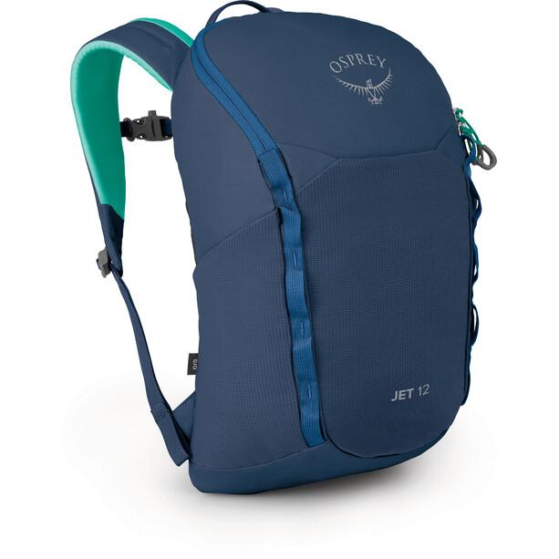 Osprey Jet 12 Backpack Barn wave blue