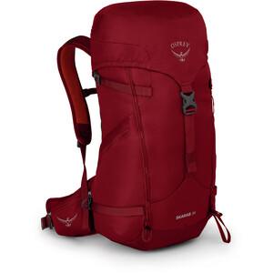 Osprey Skarab 34 Backpack Herr röd röd