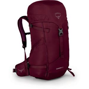Osprey Skimmer 32 Backpack Dam plum red plum red