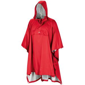 Ferrino Todomodo Poncho 150cm, rouge rouge