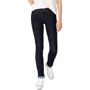 DUER Performance Denim Housut Slim Straight Naiset, indigo 100 indigo 100