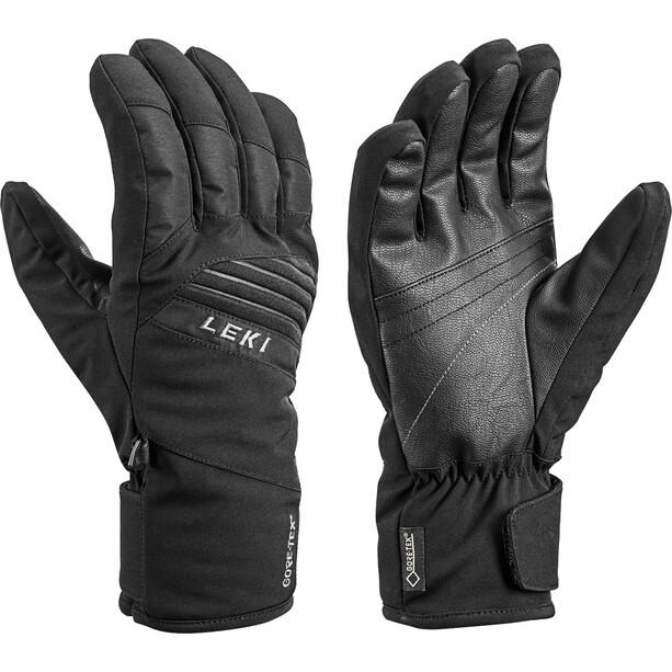 LEKI Space GTX Handschuhe black