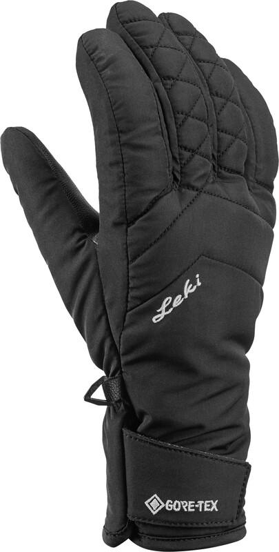 LEKI Sveia GTX Handschuhe black Wintersport Handschuhe 7 649 804201-7-black