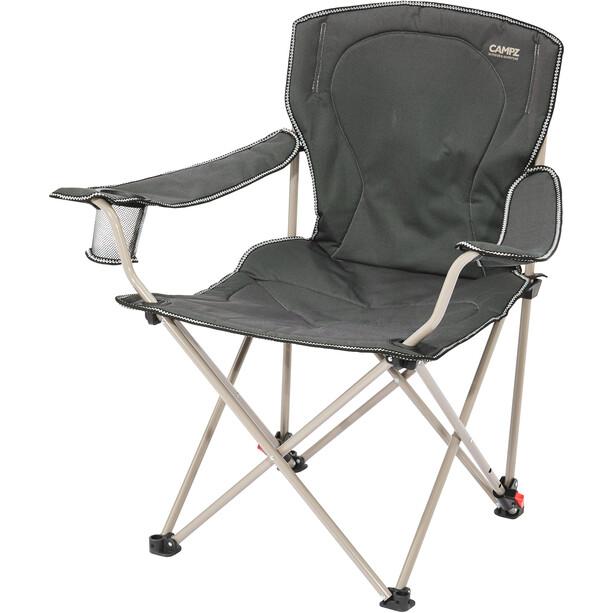 CAMPZ Lounger Taittuva Tuoli XL, anthracite