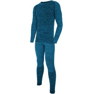 Viking Europe Lucas Bamboo Unterwäsche Set Herren blue blue