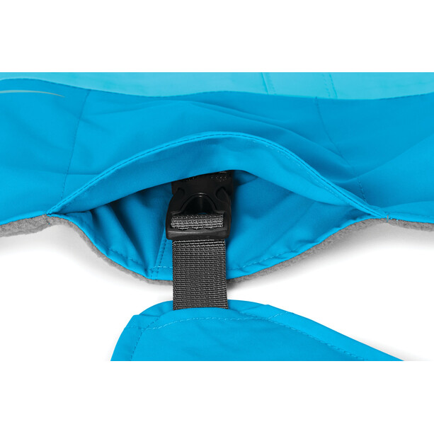Ruffwear Vert Jacke blau