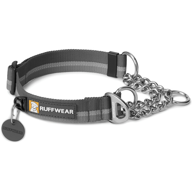 Ruffwear Chain Reaction Halsband twilight gray