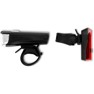Cube RFR Tour CMPT Beleuchtungsset black black