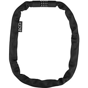 Cube ACID Corvid C120 Zahlen-Kettenschloss black black