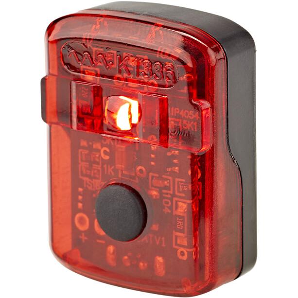 Cube RFR Tour USB Rückleuchte schwarz/rot