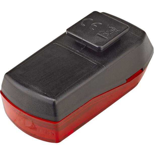 Cube RFR Tour HPP Éclairage arrière, noir/rouge