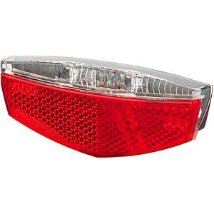 Cube RFR CMPT Rack baklys rød/Transparent rød/Transparent
