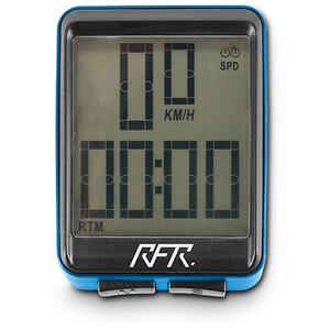 Cube RFR CMPT Compteur de vélo sans fil, bleu bleu