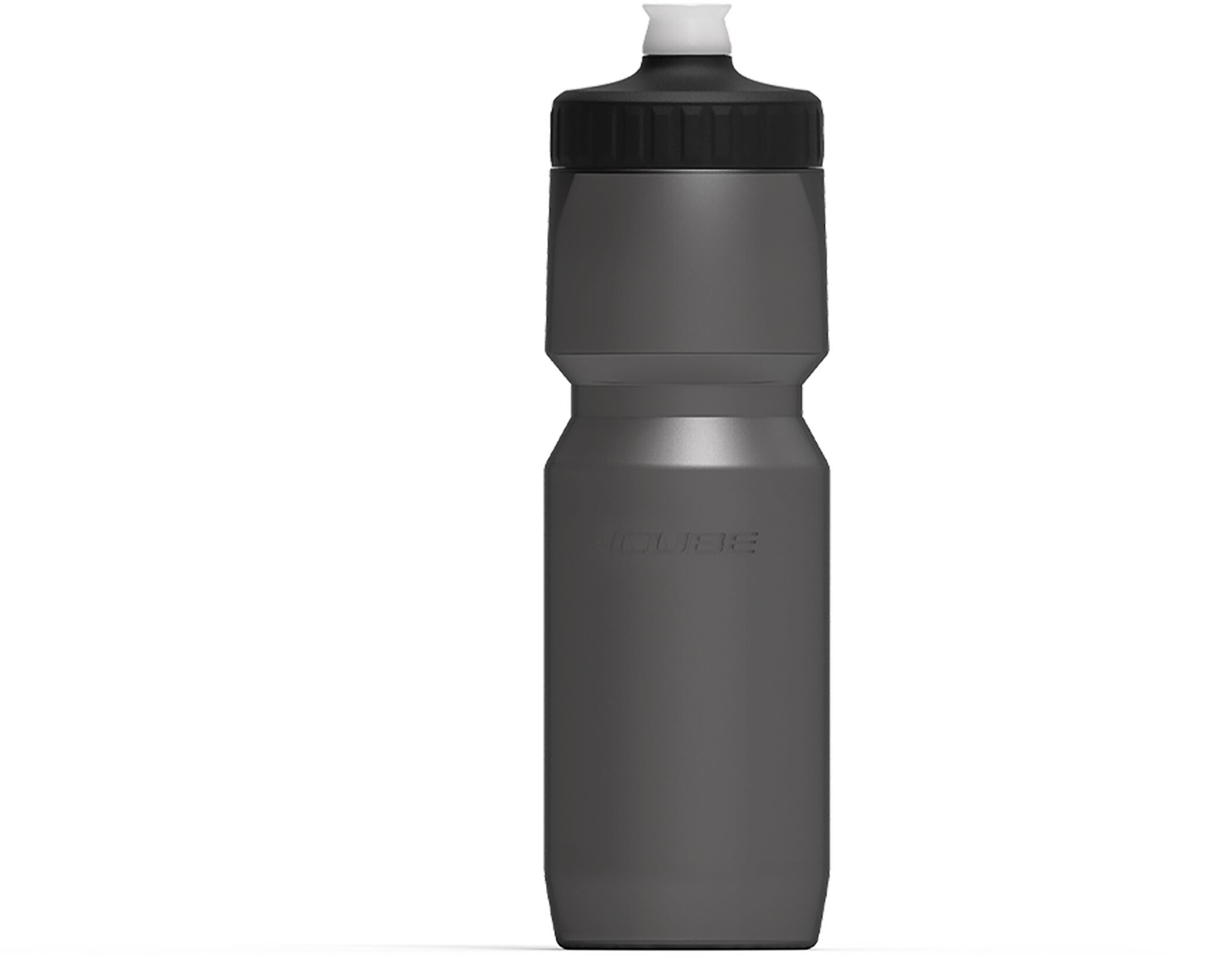 Cube Feather Trinkflasche 750ml black