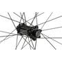 "NEWMEN Evolution SL A30 Roue avant 27,5"" 15x100 Straight Pull 6Boulons Gen2, black/grey"