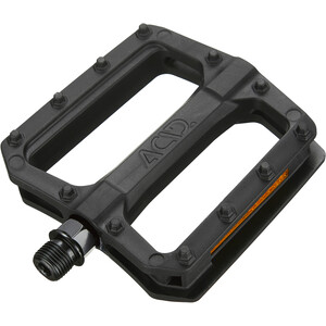 Cube ACID Flat C3-ZP Pedale schwarz schwarz