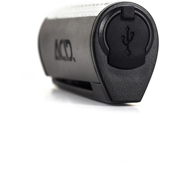 Cube ACID Outdoor HPA Safety Light Set LED svart/transparent