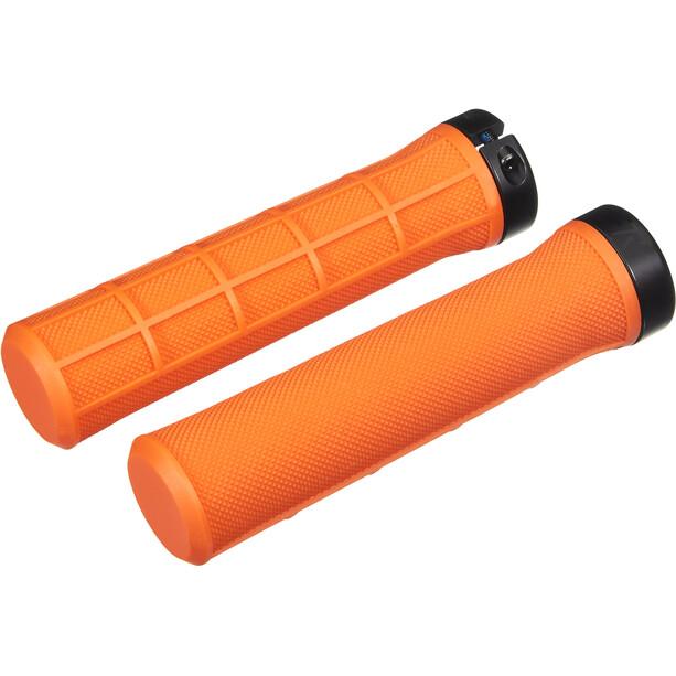 Cube RFR Pro HPA Poignées, orange/noir