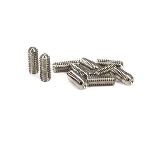 Cube Pedal Pins Flat & Klick Long