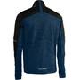 Salming Thermal Wind Jacket Men black/blue melange