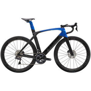 Trek Madone SL 7 Disc matte black/gloss alpine blue matte black/gloss alpine blue