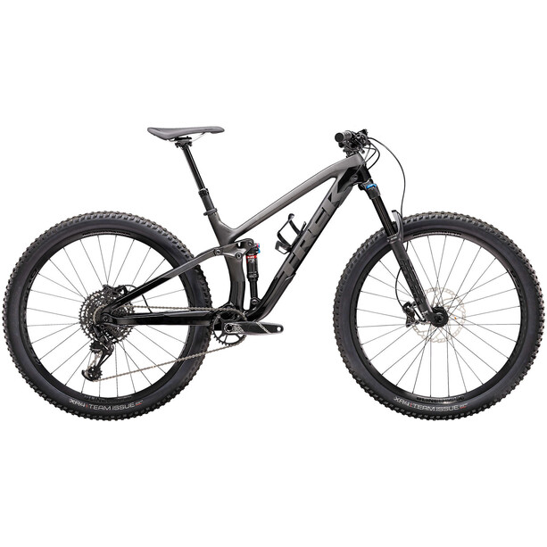 Trek Fuel EX 9.7 matte raw carbon/gloss trek black