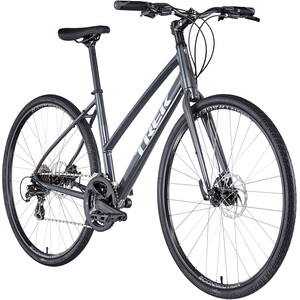 Trek FX 1 Disc Stagger solid charcoal solid charcoal