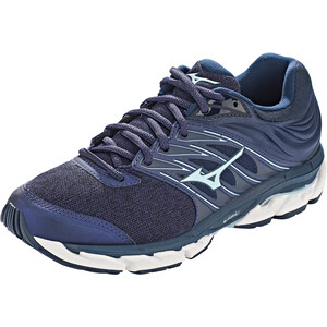 Mizuno Wave Paradox 5 Laufschuhe Damen medieval blue/blue glow/dress blues medieval blue/blue glow/dress blues