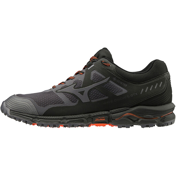 Mizuno Wave Daichi 5 GTX Trail Running Schuhe Herren periscope/periscope/black