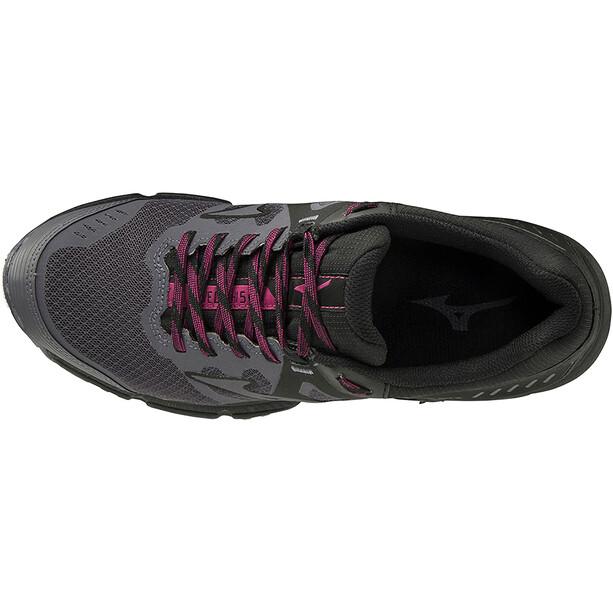 Mizuno Wave Daichi 5 GTX Trail Running Schuhe Damen periscope/periscope/black