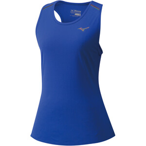 Mizuno Solarcut Tank Top Damen dazzling blue dazzling blue