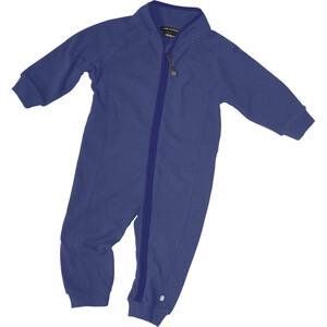 Isbjörn Lynx Jumpsuit Spädbarn blå blå
