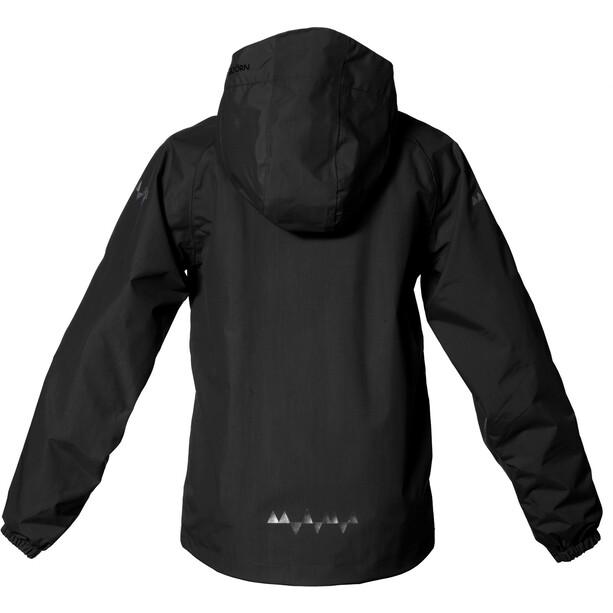 Isbjörn Monsune Hard Shell Jacket Ungdomar black