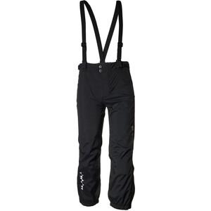 Isbjörn Hurricane Hard Shell Pants Ungdomar Black Black