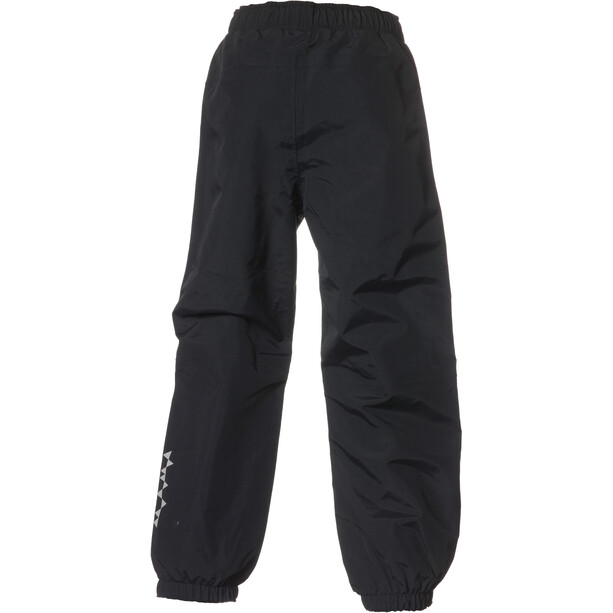 Isbjörn Rain Pants 2L Barn Black