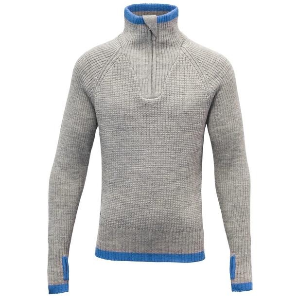 Devold Varde Zip Neck Sweater Ungdomar griffin heaven