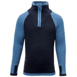 Devold Varde Zip Neck Sweater Barn heaven heaven