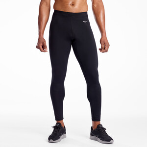 saucony Bell Lap Tights Herren black black