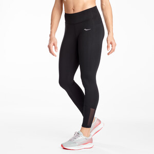 saucony Fortify Tights Damen black black