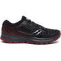 saucony Guide 13 TR Schuhe Herren black/red