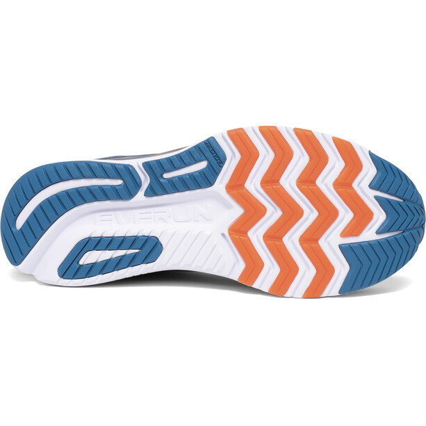 saucony Ride ISO 2 Schuhe Herren black/blue