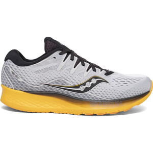 saucony Ride ISO 2 Schuhe Herren grey/yellow grey/yellow