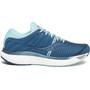 saucony Hurricane 22 Schuhe Damen blue/aqua