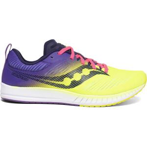 saucony Fastwitch 9 Schuhe Damen citron citron